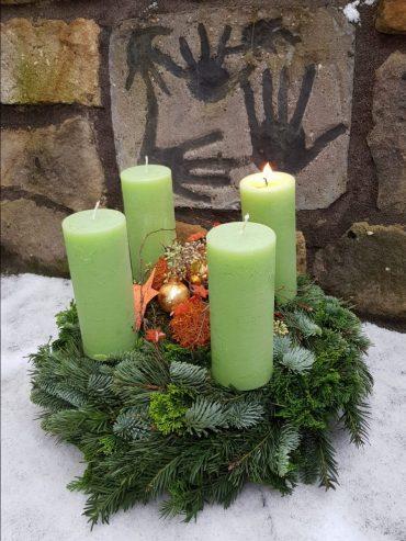 """Wir sagen euch an, den lieben Advent!"""