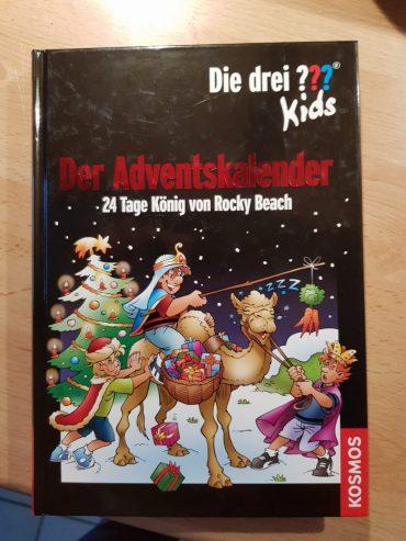 Die drei ??? Kids * Der Adventskalender – 24 Tage König von Rocky Beach