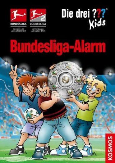 Die drei ??? Kids   Bundesliga – Alarm